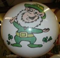 custom advertising balloons Minneapolis